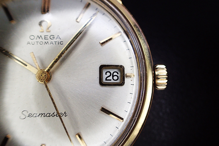 where is omega seamaster serial number